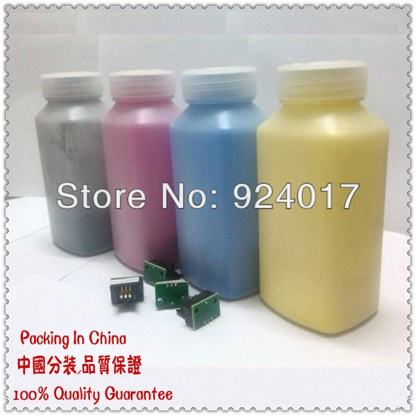Para hp cp4025 cp4525 cp3525 cm3530 cartucho de toner recarga da impressora a cores em pó, para hp cp 4025 4525 3525 cm 3530 kit toner de recarga