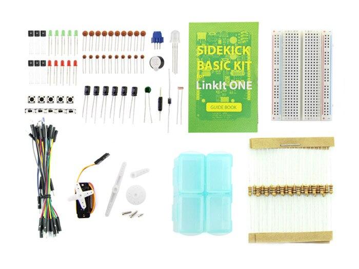 Kit Básico de Sidekick para el bobinador de un Kit de arranque electrónico