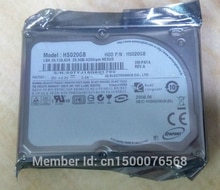 Nuevo HS020GB1.8 pulgadas Disco Duro ZIF/CE 20G IPOD clásico de vídeo ZUNE conducir para d430 D420HP 2510P 2710P reemplazar HS06THB