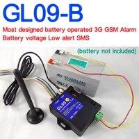 Systeme dalarme de securite sans fil  GSM 3G  a piles  SMS  anti-cambriolage  domestique et industriel