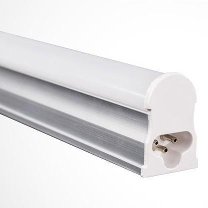 25 шт. дешевая цена ПВХ пластиковая Светодиодная трубка T5 лампа 110 В 220 в 240 в 60 см Светодиодная лампа T5 Светодиодная настенная лампа теплая хол...