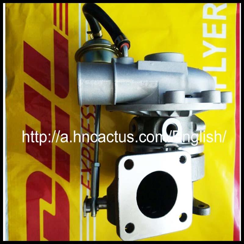 WL84 elektrische turbine turbolader VB430013 VC430089 VA430089 turbo Ffor Mazda B2500 VJ33 VJ26