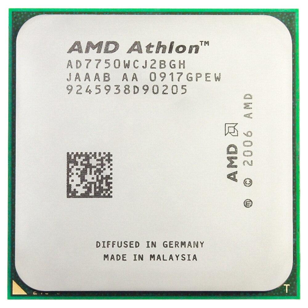 AMD Athlon 64 X2 7750 procesador Dual Core de 2,7 GHz Socket...