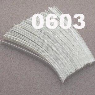 200 piezas 22R 1/10 W SMD resistencia 0603 22R 22Ohm 5% 1/10 W 0603 resistencias