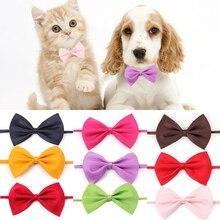 Collier avec nœud papillon réglable   Animal domestique, chien, chat, chien, accessoires de toilettage, fournitures de produits pour chiot