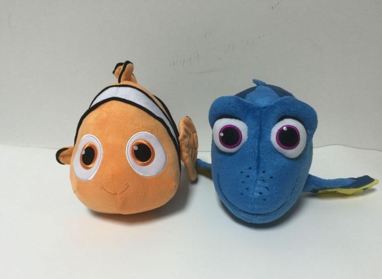 35cm Find Nemo Dory película lindo payaso pez peluche muñeco de peluche suave Peluche de Dory muñeca niños Juguetes