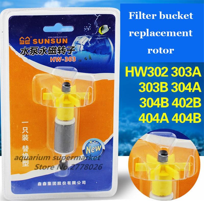Sunsun-eje de rotor de barril de filtro, accesorios de filtro de tanque...