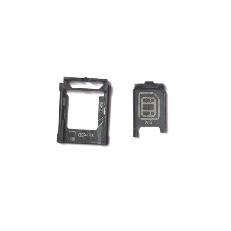 Держатель для карт памяти SIM1 + SIM2/Micro SD для Sony Xperia XZ Premium G8141 G8142