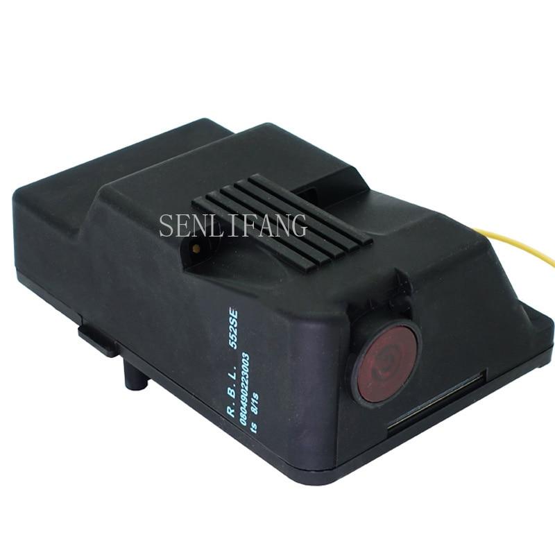Caja de Control R.B.L 552SE para controlador de quemador Riello controlador de Programa 2 años de garantía