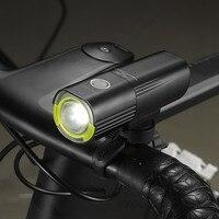Gaciron 1000Lumen Bicycle Headlight Waterproof Front flashlight Professional MTB Road Bike LED Light USB Rechargeable Power Bank
