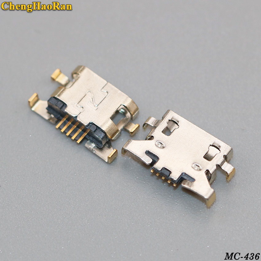 ChengHaoRan 5-15 Uds Micro USB Jack de Redmi Note4 para Xiaomi Redmi 3S de puerto de carga hembra conector partes de reparación