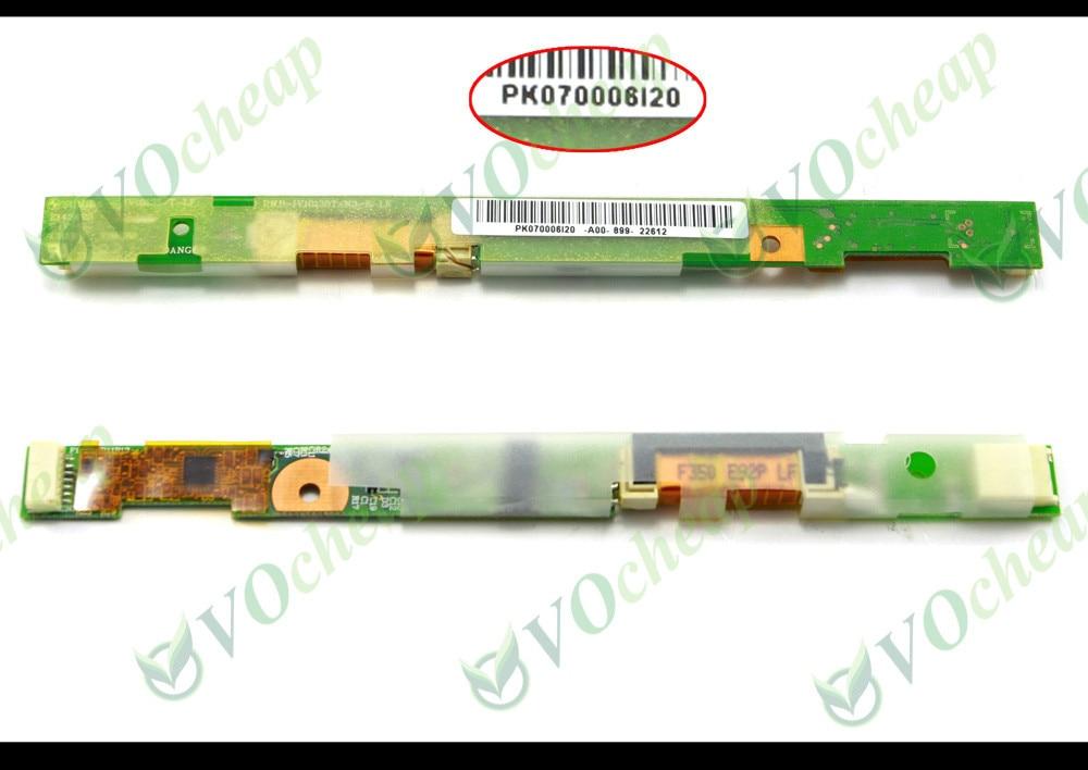 2 x nueva pantalla LCD inversor para HP Pavilion dv4 para Compaq Presario CQ40 CQ45 para Dell Mini 12 1210- PWB-IV10135T/N3-E-LF