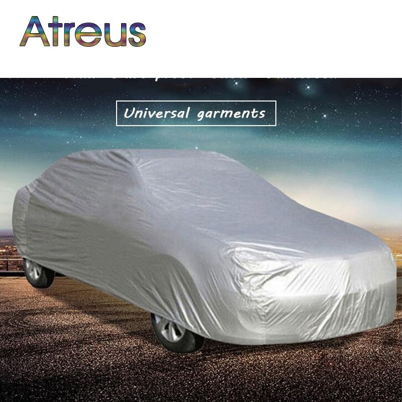 Atreus 1 Juego de fundas de coche antipolvo para Subaru Impreza Peugeot 308 408 Opel Vectra c Mitsubishi Lancer EX Citroen C4
