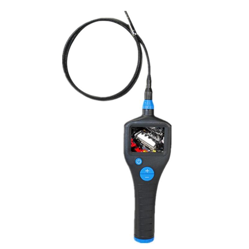 Outil de Diagnostic de voiture Endoscope numérique LGT2781 étanche 6 lampe à LED Endoscope de voiture industrielle inspecter caméra de Machine automobile