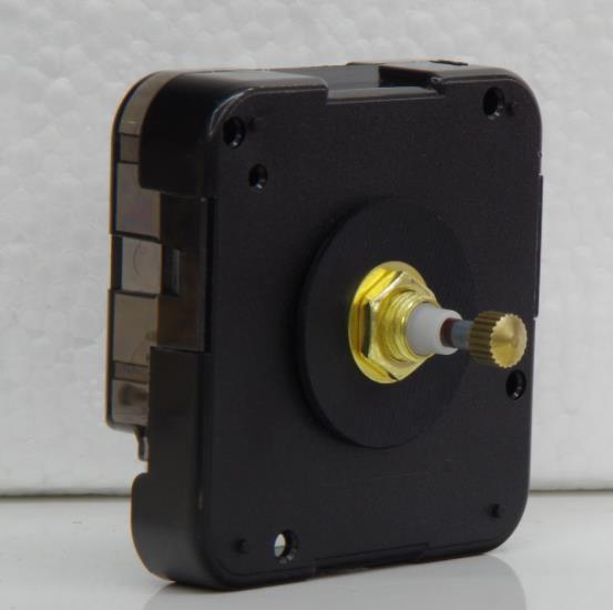SUN 12888 20mm screw length Big Clock Accessory Quartz wall clock Movement Plastic Sweep Movement DIY Clock Kit Step Movement