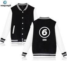 Day6 veste uniforme manteau hiver Kpop Day6 sweat décontracté Streetwear sweats à capuche coréen jour 6 ventilateur soutien Harajuku vestes vêtements