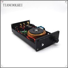 D8 LM3886 2-Canal 68 w + 68 w Classe AB amplificador de Potência de áudio Profissional de ALTA FIDELIDADE de som Excelente amplificador de ÁUDIO