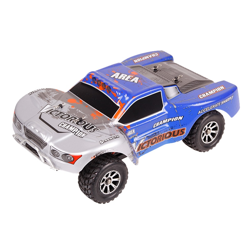 WLtoys A969-B 1:18 Electric 4WD RC Buggy Remote Control Car Radio-controlled Cars Highspeed RC Car 70km/h Off Road Truck enlarge