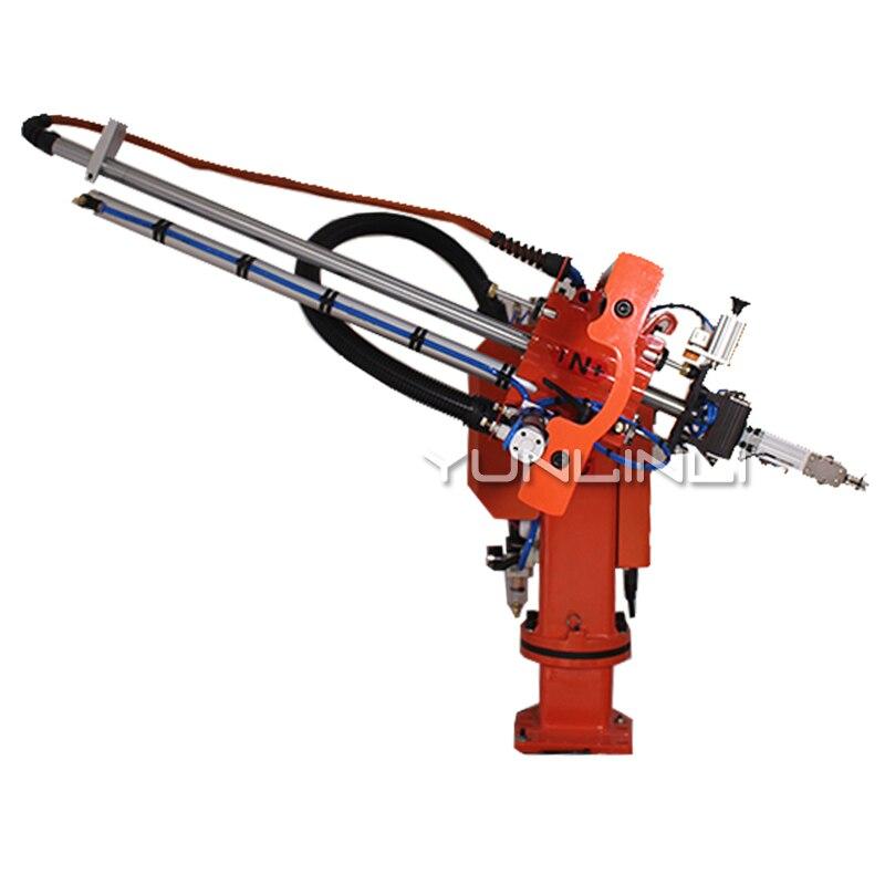 650 nuevo manipulador de máquina de moldeo por inyección Haichuan ligero rápido y estable brazo oblicuo manipulador brazo Robot de grado Industrial