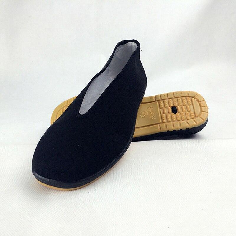 Традиционная китайская обувь Брюс Ли боевое искусство кунг-фу обувь тай-чи кроссовки таэквондо крыло Чунь обувь мужская обувь