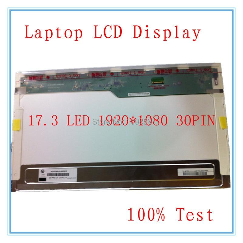Get 17.3 inch Laptop lcd led screen N173HGE-E11 N173HGE E11 N173HGE-E21 B173HTN01.1 1920*1080 FHD Display EDP 30 pins