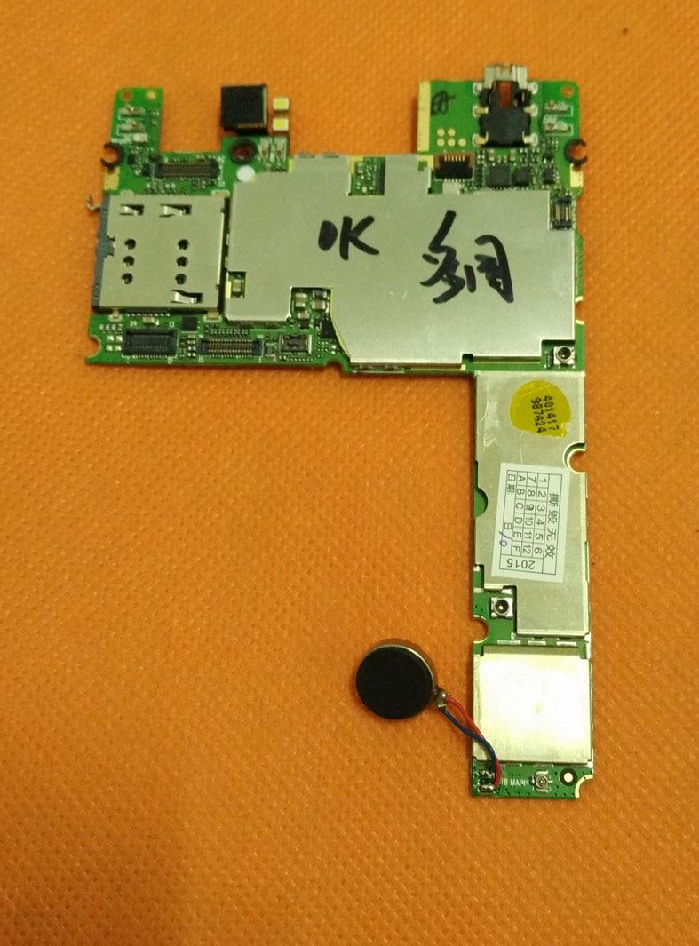 Original mainboard 2G RAM + 32G ROM Motherboard para U6 UIMI FHD 5.5 polegada 1920x1080 Livre grátis