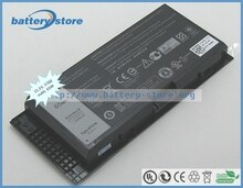 Nouvelle batterie ordinateur portable authentique pour précision M4600, M6600, PG6RC, 97KRM, M6800, WJ383, FVWT4, 312-1241, FRROG, FJJ4W, 11.1 V, 6 cellules