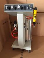 Whole set of Electrostatic powder coating machine with electrostatic powder coating gun