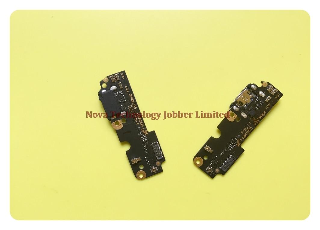 Wyieno para BQ Aquaris X5 Plus, puerto de carga, Conector de carga USB, Cable flexible de micrófono, micrófono, enchufe de reemplazo + seguimiento