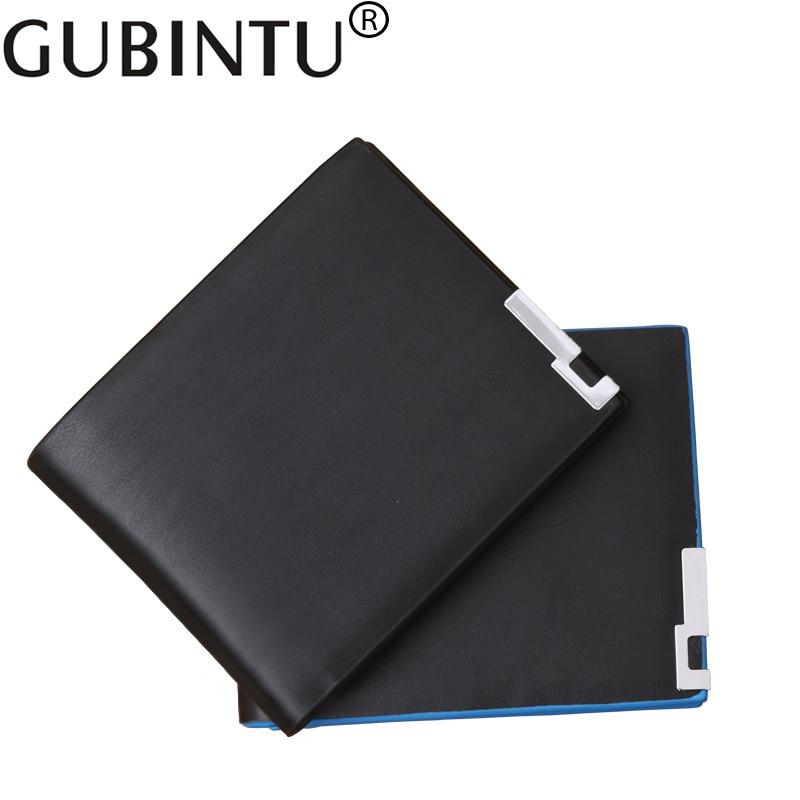 Bank Cover Case For ID Bank Business Credit Pocket Men Card Holder Purse Porte Carte Wallet Male Bag Pocket Cardholder Kashelek