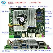 Carte mère industrielle Intel Core 512 SSD   Bluetooth, wifi, et Module 3G, carte mère