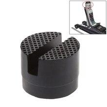 Adaptateur de protection de cadre   Tampon de prise en caoutchouc pour voiture, fente au sol, outil pour pincer le disque de levage latéral