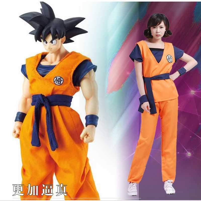 328cosplay Costume Dragon Ball Son Goku Uniforms Anime Cartoon Master Roshi Role Play Kong Fu Unisex Suits Anime Costumes Aliexpress