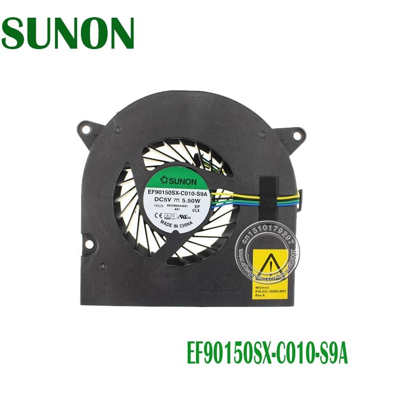 Новый вентилятор для Lenovo 00PC723, ideacente AiO 300-22ISU Sunon EF90150SX-C010-S9A FRU p/n 00PC723
