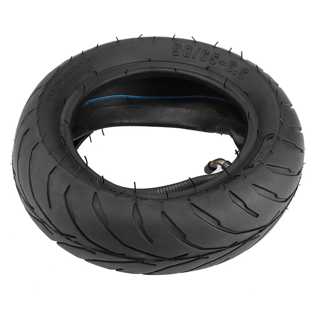 Novo pneu traseiro dianteiro + tubo interno 90/65/6.5 110/50/6.5 para 47cc 49cc mini bicicleta de bolso