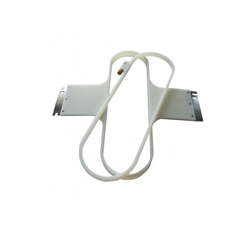 Aro Bastidor Para Bordado Tajima Costura tecnología Tamaño del aro 350*100mm bordado aro Longitud Total 350mm Tajima aro Tubular bordado marco