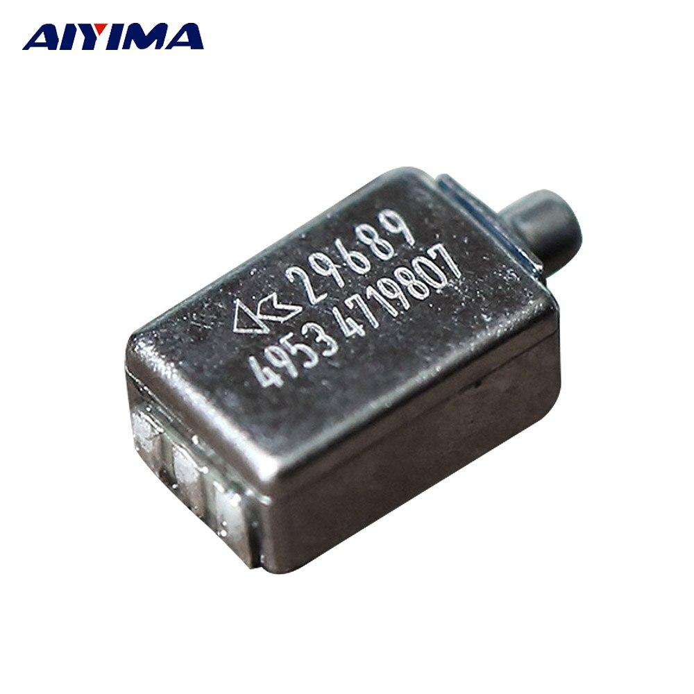 AIYIMA 2Pcs Mini Dynamische Eisen Horn Lautsprecher ED-29689 Hörgeräte Lautsprecher Hohe Frequenz Ohr Lautsprecher Ausgewogene Anker Empfänger