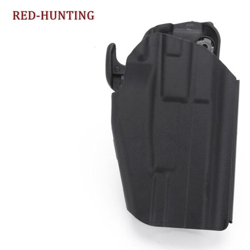 Кобура для пистолетов Glock17/18C/20/21/22/37 H & K, S & W, SIG P226, Телец PT24, 92F Тактический Зажим для ремня