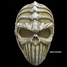Aliens VS Predator Requiem 1:1 Skull Mask AVP Halloween Cosplay Persona Resin Decoration Action Figure Collectible Model Toy