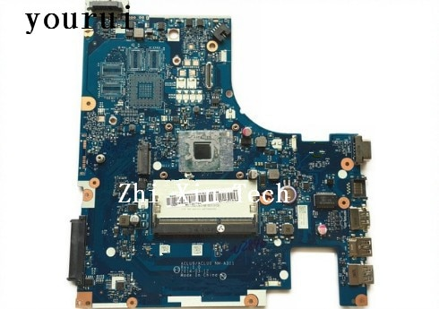 Yourui AILG1 NM-A331 لينوفو idePad G70-80 Z70-80 G70-70 محمول Mortherboard SR23W i7-5500u CPU DDR3 100% اختبار العمل
