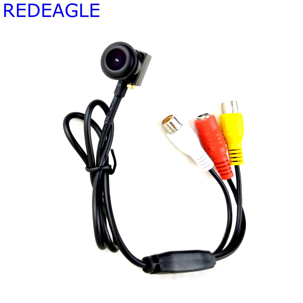 REDEAGLE 700TVL CMOS Mini CCTV Security Surveillance Camera 140 Degree Wide Angle Micro FPV Cameras