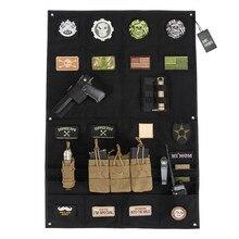 OneTigris-tableau des patchs moral, des patchs daffichage des timbres tactiques, des Badges, des tapis pliants pour tous les patchs didentification, des rubans de nom
