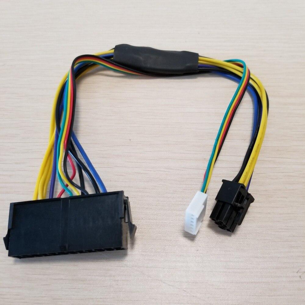ATX блок питания кабель 24P до 6P для HP Z220 Z230 SFF Материнская плата Серверная рабочая станция M3K5