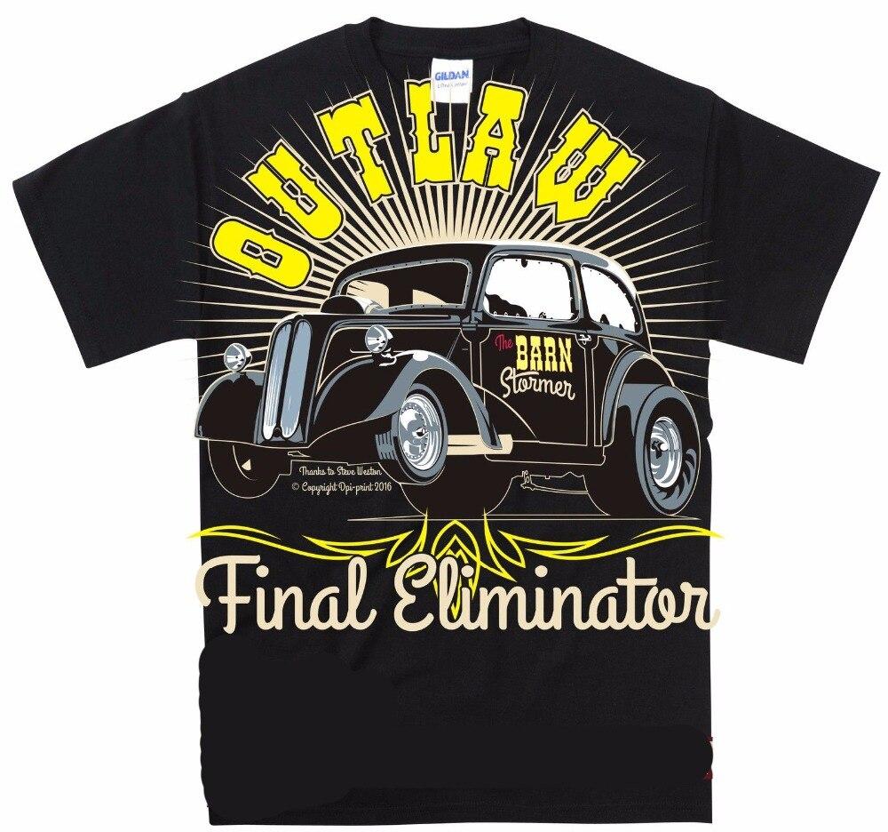 Мужская футболка с принтом Deuce Coup, Классическая футболка с принтом машины, 1932, 2019