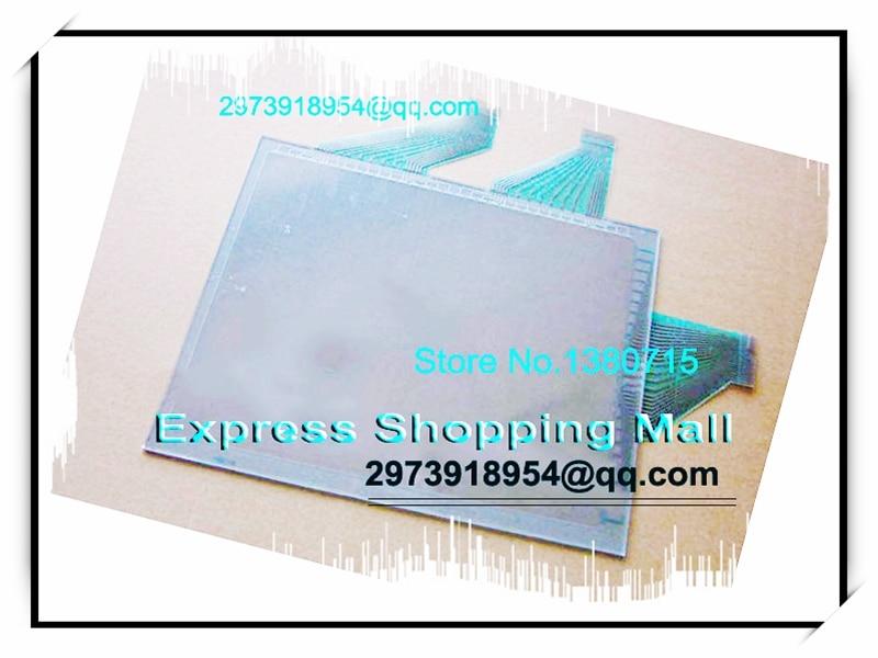 Novo painel de vidro da tela de toque NT631C-ST141-V2 para o reparo