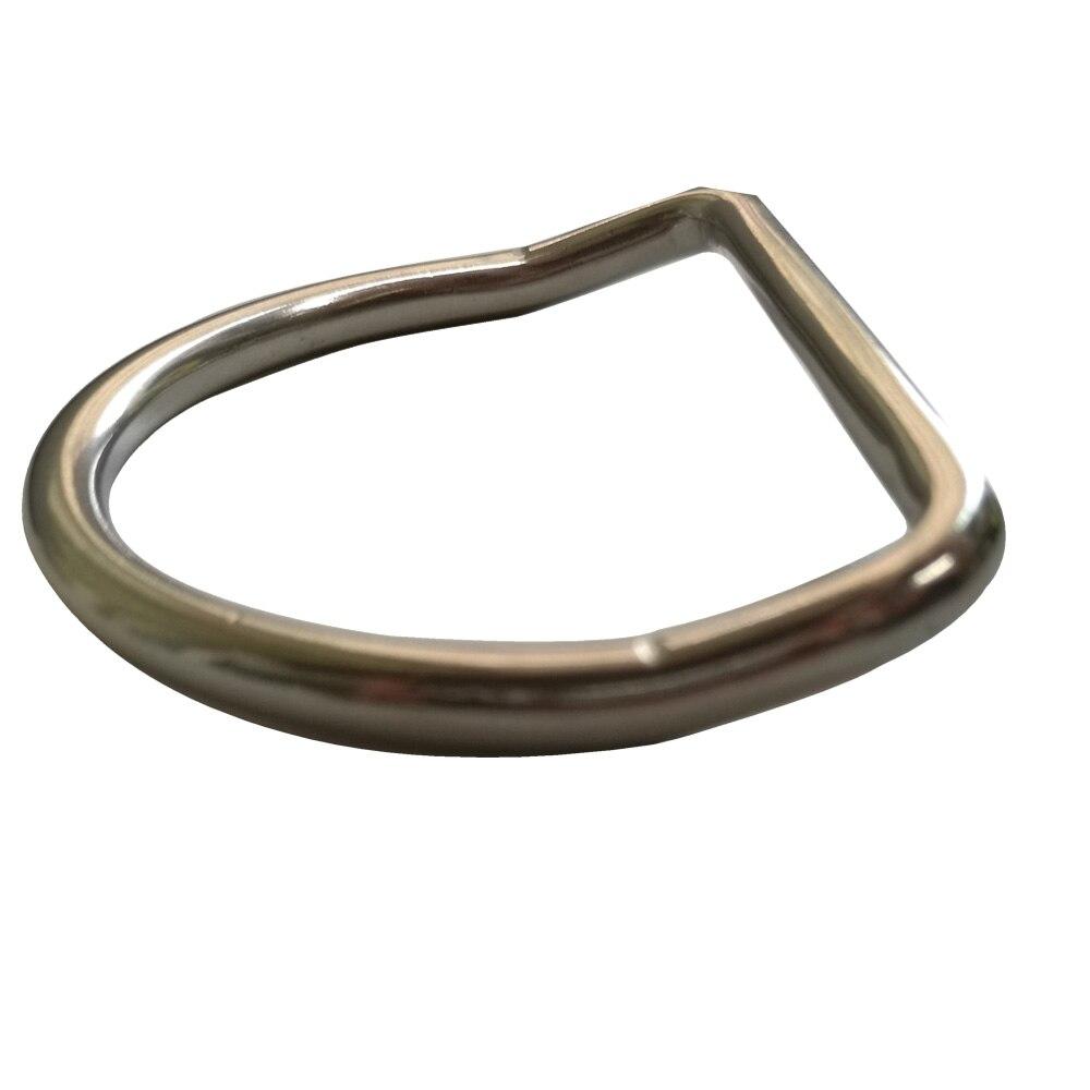 Držač klizača za pojas za ronjenje od nehrđajućeg čelika, - Sportovi na vodi - Foto 4