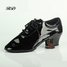 MEN SHOES Dance Shoes Ballroom Latin Shoes Imported Comfortable Insole Sweat Deodorant Imported Pate