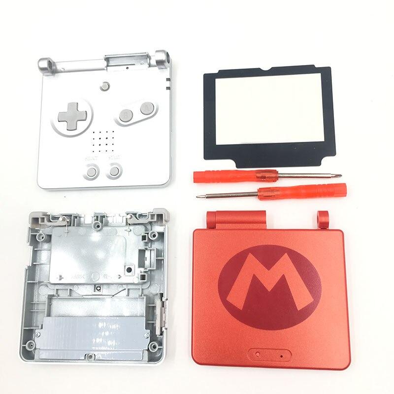 Para Game Boy Advance consola GBA SP Mario vs Donkey Kong funda carcasa