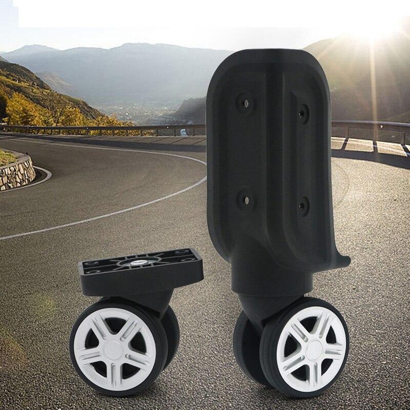 Сменные чемоданы на колесиках, колеса для чемоданов, тележка для ремонта чемоданов, колеса W082