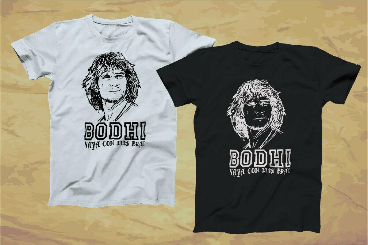 2019 Cool Point Break Bodhi Skate Surf hombres negro y blanco camiseta Xs-3Xl camiseta con capucha